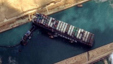 Photo of Ciencia: así fue cómo la Luna Llena ayudó a liberar al barco estancado en el Canal de Suez