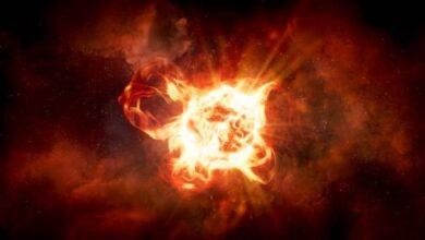 Photo of Hubble hace zoom a una profundidad espacial impresionante y resuelve el misterio de la atenuación de una gigante estrella