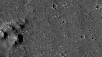 Photo of Espacio: El Tianwen-1 envía nuevas fotos de Marte y son espectaculares