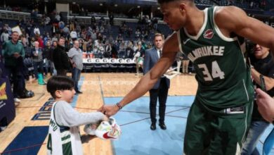 Photo of Giannis Antetokounmpo: Estas son sus zapatillas Nike más espectaculares