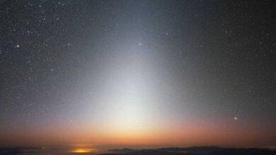 Photo of Tras un evento fortuito la sonda espacial Juno descubren el misterio de la luz zodiacal que se esconde en el horizonte