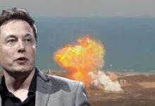 Photo of Elon Musk explica por qué explotó su cohete SN10 de SpaceX luego de aterrizar