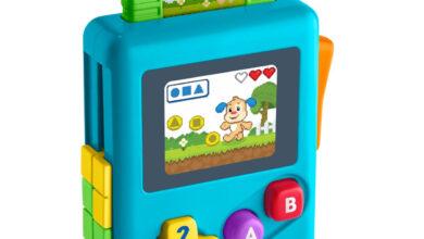 Photo of Código Konami se encuentra en juguetes para bebés