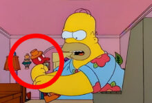 Photo of Los Simpson: este es el origen del pájaro que usa Homero en Home Office