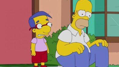 Photo of Los Simpson: Homero y Milhouse tendrían grandes cambios en las temporadas 33 y 34