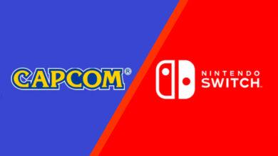 Photo of Nintendo Switch: 5 juegos de Capcom con descuento