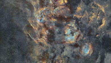 Photo of Así luce la Vía Láctea en una fotografía de 1.7 gigapíxeles que tardó 12 años en tomarse