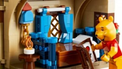 Photo of Lego te devuelve a la niñez con su set de Winnie the Pooh y recomienda que es solo para mayores de 18 años