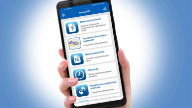 Photo of Renta 2020: cómo consultar el borrador y presentar la declaración en un móvil Android