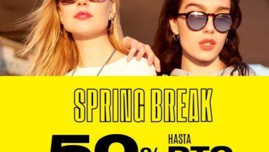 Photo of Spring Break en Hawkers, con descuentos de hasta el 50% en gafas de sol