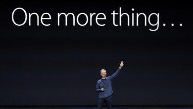 Photo of One More Thing… Mejor calidad en las notas de voz, el Apple Watch en Disney y los pagos con criptodivisas en PayPal