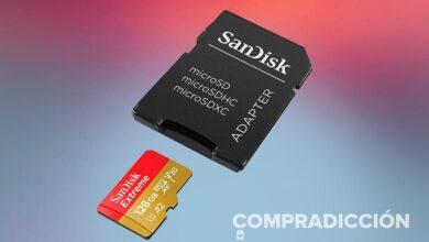 Photo of Una de las tarjetas microSDXC más vendidas de Amazon está superrebajada en estos momentos: SanDisk Extreme de 128 GB por 18,49 euros