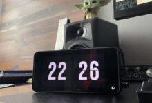 Photo of Esta app convierte tu Android en un reloj de escritorio y temporizador para evitar distracciones