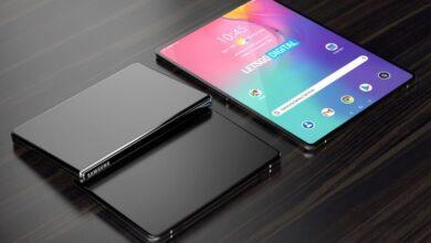 Photo of Samsung trabaja ya en un tablet Galaxy Tab con pantalla plegable, según una patente