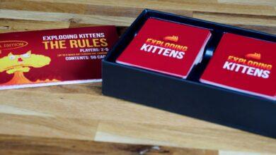 Photo of El juego de cartas más loco es el Exploding Kittens y está rebajado en Amazon con este cupón de descuento