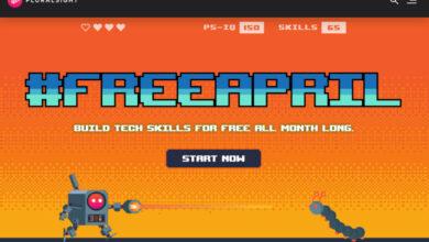 Photo of Aprovecha gratis los más de 7000 cursos online de tecnología en Pluralsight durante todo abril