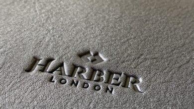 Photo of Leather Desk Mat de Harber London, una buena forma de añadir un toque cálido a nuestro escritorio