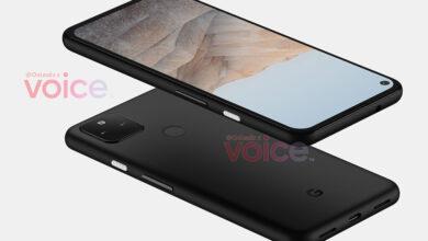 Photo of Google confirma que el Pixel 5a 5G saldrá a la venta este año, pero solo estará disponible en dos países