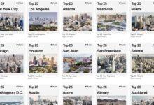 Photo of Las listas de top 25 canciones por ciudad de Apple Music ya están disponibles