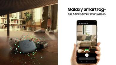 Photo of Las Samsung Galaxy SmartTag+ usan realidad aumentada para mostrarte dónde perdiste las llaves