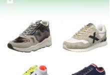 Photo of Chollos en tallas sueltas de zapatillas Munich, Lacoste o Pepe Jeans en Amazon