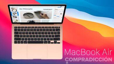 Photo of El MacBook Air con procesador M1 tiene un nuevo precio mínimo en Amazon: por 1.019 euros te estarás ahorrando 110 euros en su compra