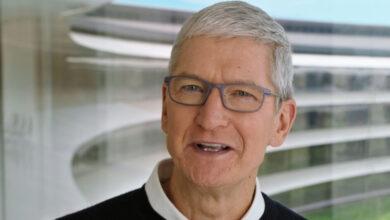 Photo of Tim Cook habla sobre Apple TV+, App Tracking Transparency y teletrabajo en la reunión de resultados financieros
