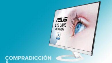 Photo of Diseño a buen precio para tu PC: el monitor ASUS VZ279HE-W se puede comprar rebajado en Amazon y Fnac a 175 euros