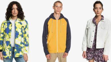 Photo of Chollos en tallas sueltas de camisetas, chaquetas o sudaderas Quiksilver, con hasta un 50% de descuento