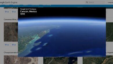 Photo of Google Earth ahora muestra cómo ha cambiado (casi) cualquier parte del mundo en los últimos 37 años: así puedes verlo