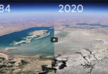 Photo of Timelapse de Google Earth: 24 millones de imágenes satelitales para crear el vídeo más grande sobre nuestro planeta