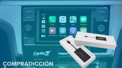 Photo of Olvídate del cable para usar CarPlay en tu coche: este adaptador te permite conectar tu iPhone por Bluetooth y está rebajado en 50 euros
