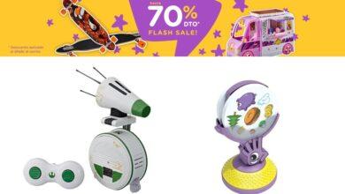 Photo of Flash Sale en Toys 'r us con descuentos de hasta el 70% en juegos de mesa, Lego, Star Wars o Mattel