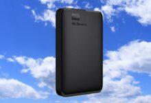 Photo of Consigue 1,5 TB de espacio para tus archivos por menos de 48 euros: Amazon tiene a precio de saldo el disco duro Western Digital Elements Portable