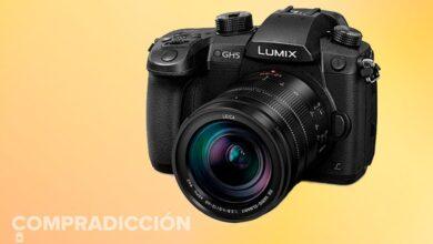 Photo of Amazon tiene a precio mínimo una sin espejo como la Panasonic Lumix DC-GH5L: ahora te ahorras con ella 270 euros