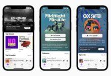 Photo of Apple Podcasts Subscriptions: las suscripciones individuales de pago al estilo de la App Store llegan a los podcast