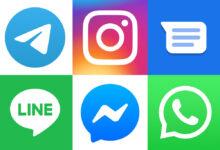 Photo of Comparativa a fondo de aplicaciones de mensajería en Android: WhatsApp, Telegram, Messenger, Instagram y LINE cara a cara