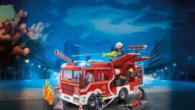 Photo of Ofertas Playmobil en Amazon con un 30% de descuento: Playmobil 1.2.3. Ghostbusters o City Action rebajados