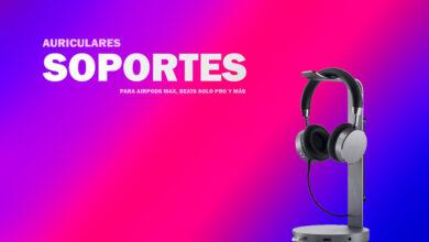 Photo of Soportes para auriculares: nueve propuestas con estilo para tus Beats Studio3, Beats Solo Pro y AirPods Max
