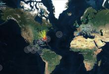 Photo of Esta web te muestra todos los impactos de rayos en todo el mundo (casi) en tiempo real