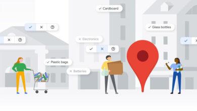 Photo of Google Maps te ayudará a reciclar con esta novedad