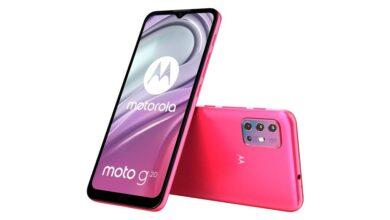 Photo of Motorola Moto G20: gran batería y 90Hz para jugar muchas horas en HD