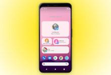 Photo of El widget de conversaciones de Android 12 ya está aquí: así funciona