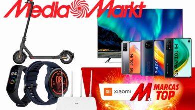 Photo of Brand Day Xiaomi en MediaMarkt: smartphones, smart TVs, patinetes eléctricos, relojes y pulseras deportivos y más a precios superrebajados