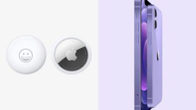 Photo of Reservas abiertas: ya puedes comprar el AirTag y el iPhone 12 de color púrpura