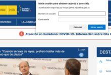 Photo of Nuevos ciberataques han tumbado durante horas las webs del INE y ministerios como Justicia e Interior, y siguen con problemas