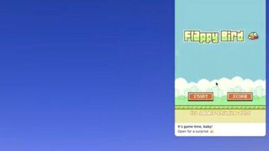 Photo of Flappy Bird llega a… las notificaciones de macOS Big Sur gracias al proyecto de un desarrollador