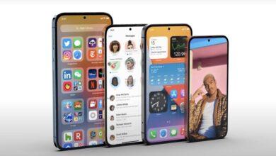 Photo of iPhone 14, iPhone SE 3 y iPhone 15: sin notch, Touch ID en la pantalla, cámaras periscópicas y más