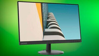 Photo of Con un precio tan reducido como sus marcos el monitor Lenovo C24-25 sólo cuesta 106 euros en Amazon