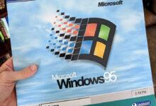 Photo of Alguien ha creado un vinilo con todos los sonidos de Windows 95: nostalgia nivel máximo